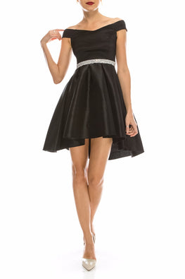 Black Neila Dress