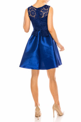 Royal Blue Kayla Dress