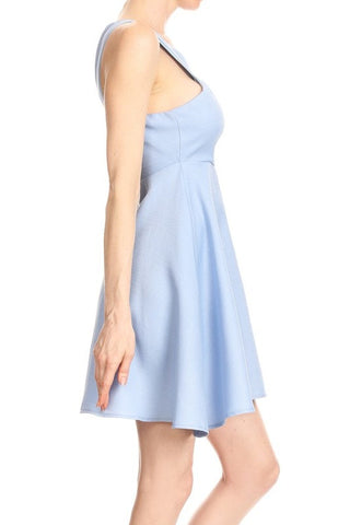Baby Blue Evie Dress