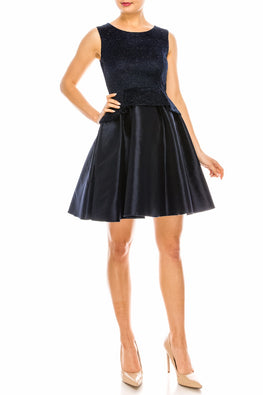 Navy Kayla Dress