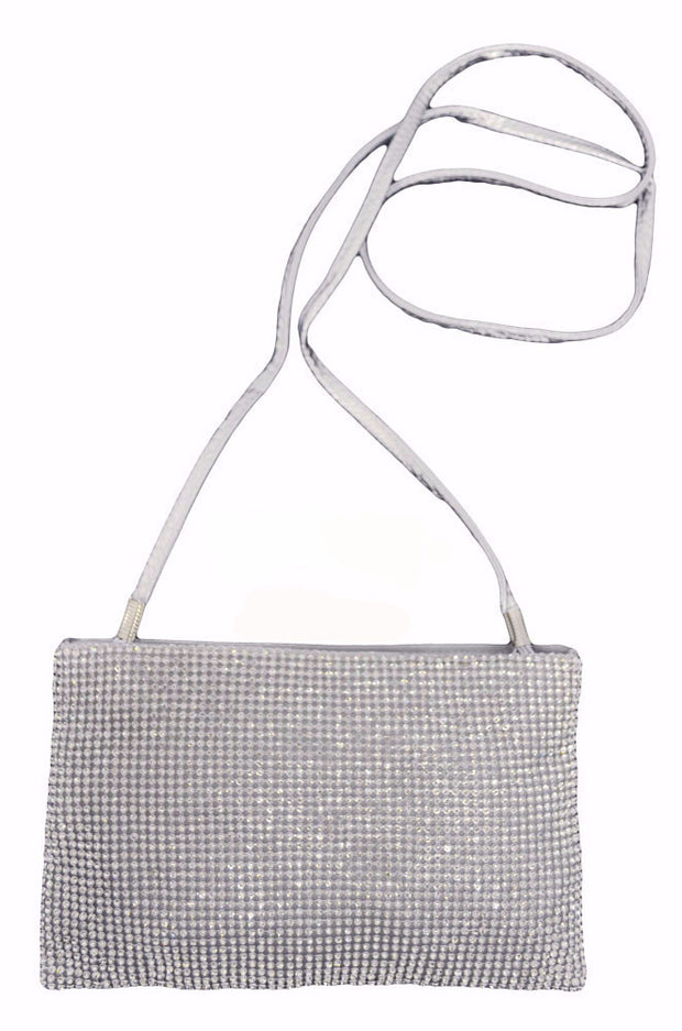 Rhinestone Cross Body Bag