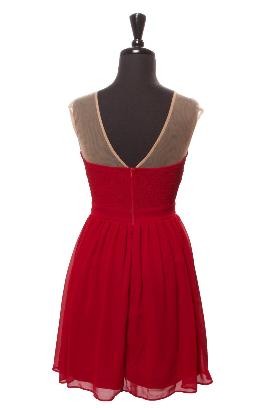 Cranberry Emersyn Dress