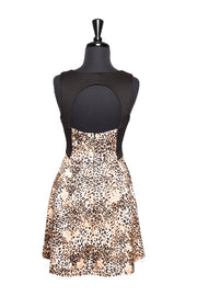Leopard Ica Dress