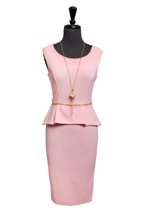 Blush Taletha Dress
