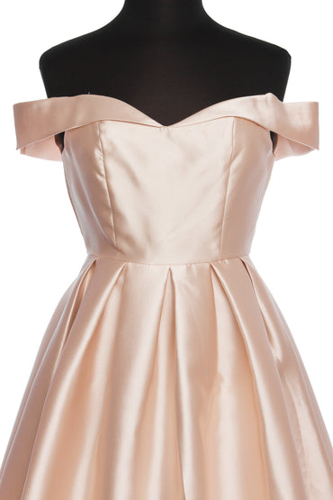 Champagne Madison Dress