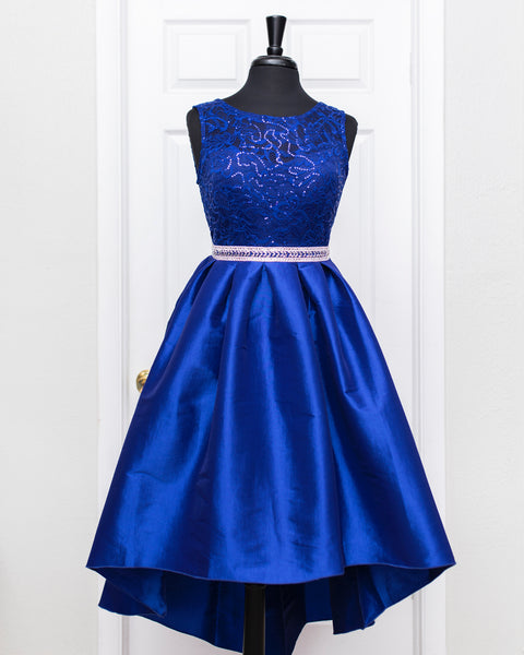 Royal Blue Olivia Dress