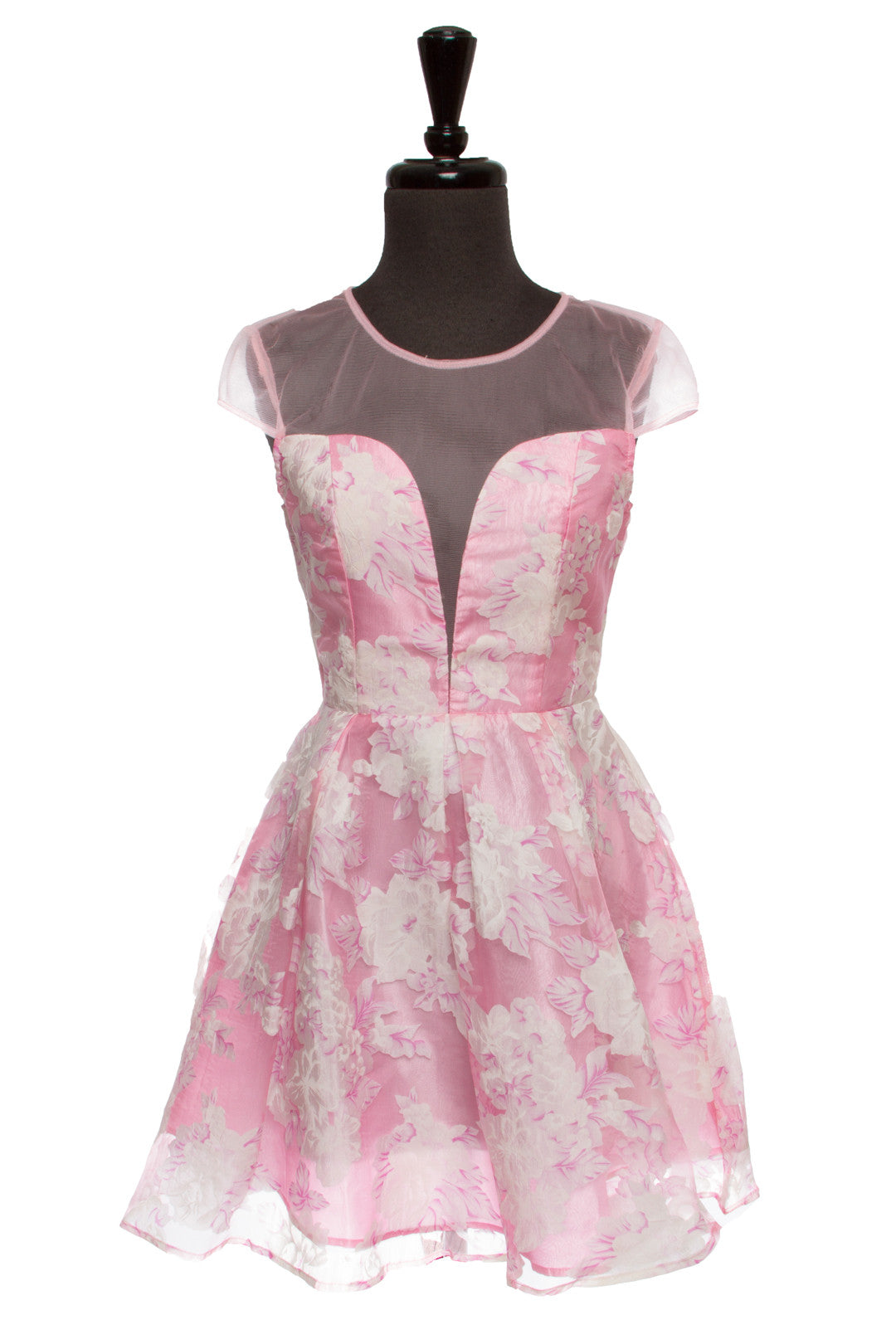 April Flowers Dress