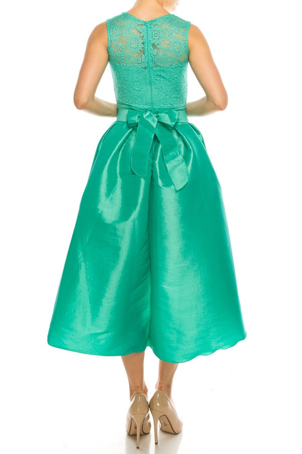 Mint Brooke Dress