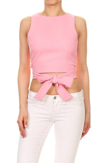Pink Kellie Top