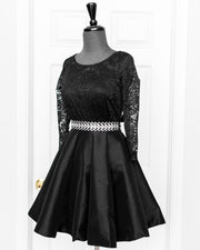 Black Tia Dress