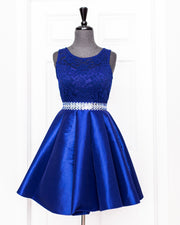 Royal Blue Stacia Dress