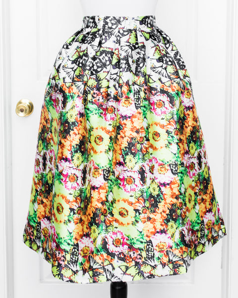 Garden of Butterflies Skirt
