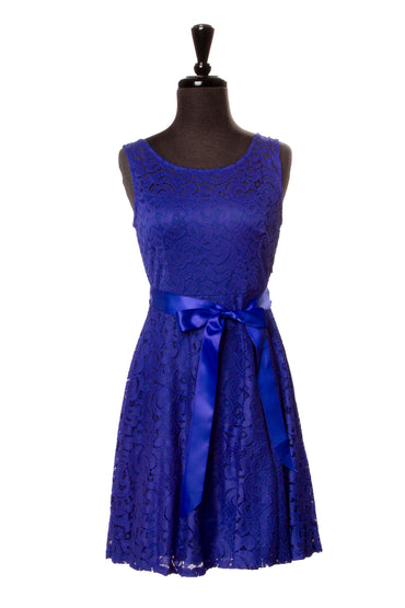 Royal Blue Bria Dress