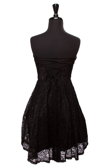 Black Amina Dress