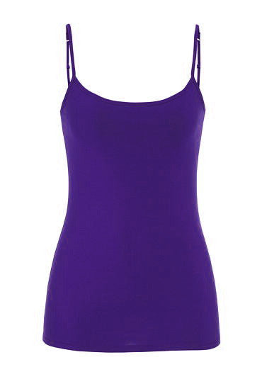 Purple Camisole