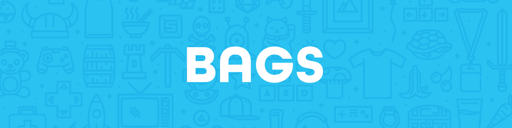Officially Licensed and Original Bags by Sanshee