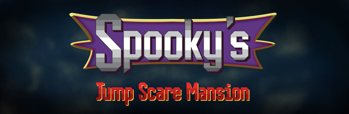 Spooky's Jumpscare Mansion