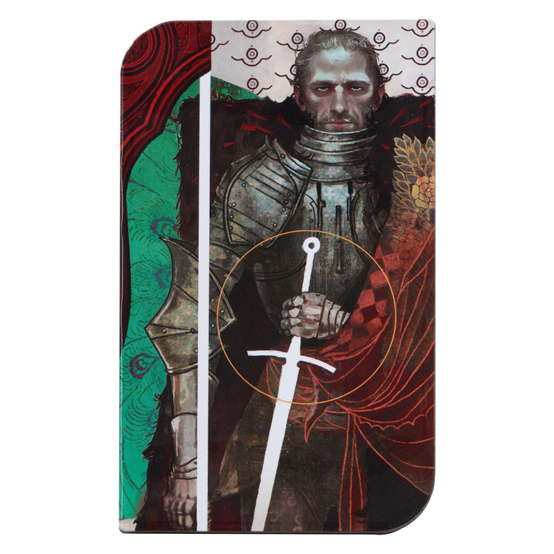Dragon Age: Inquisition - Tarot Card Coaster Set: Advisor Series
