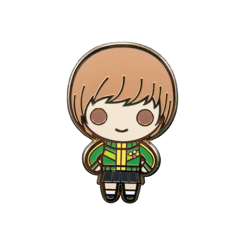 Persona 4 - Chie Satonaka Collector's Pin