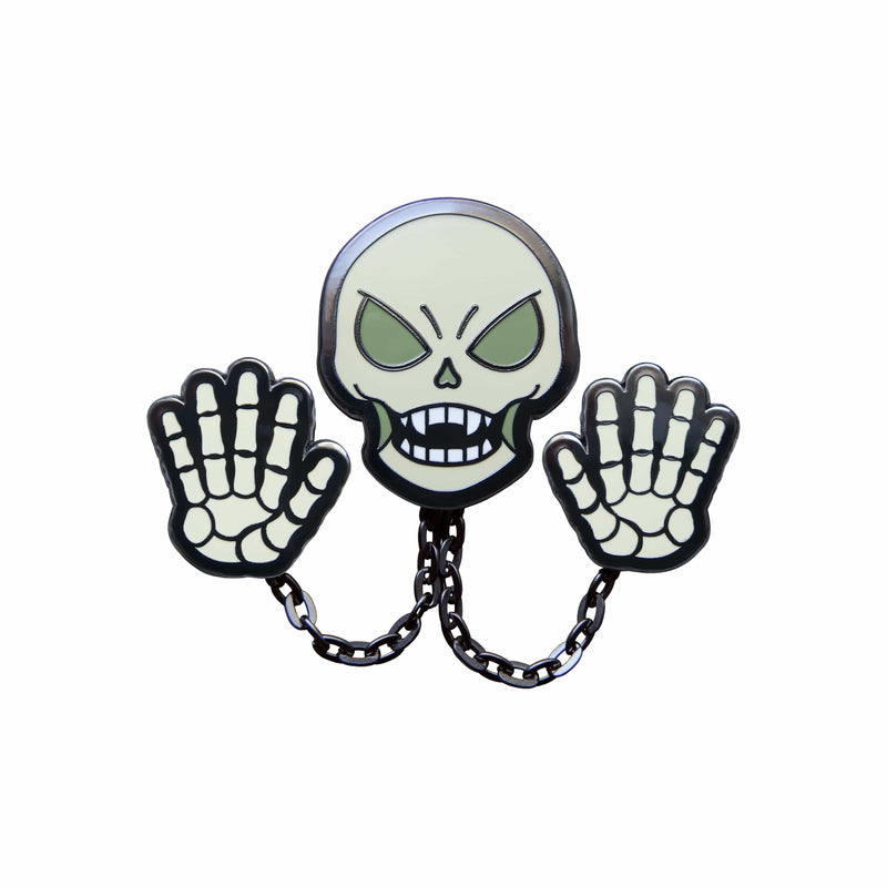 Terraria - Skeletron Pin