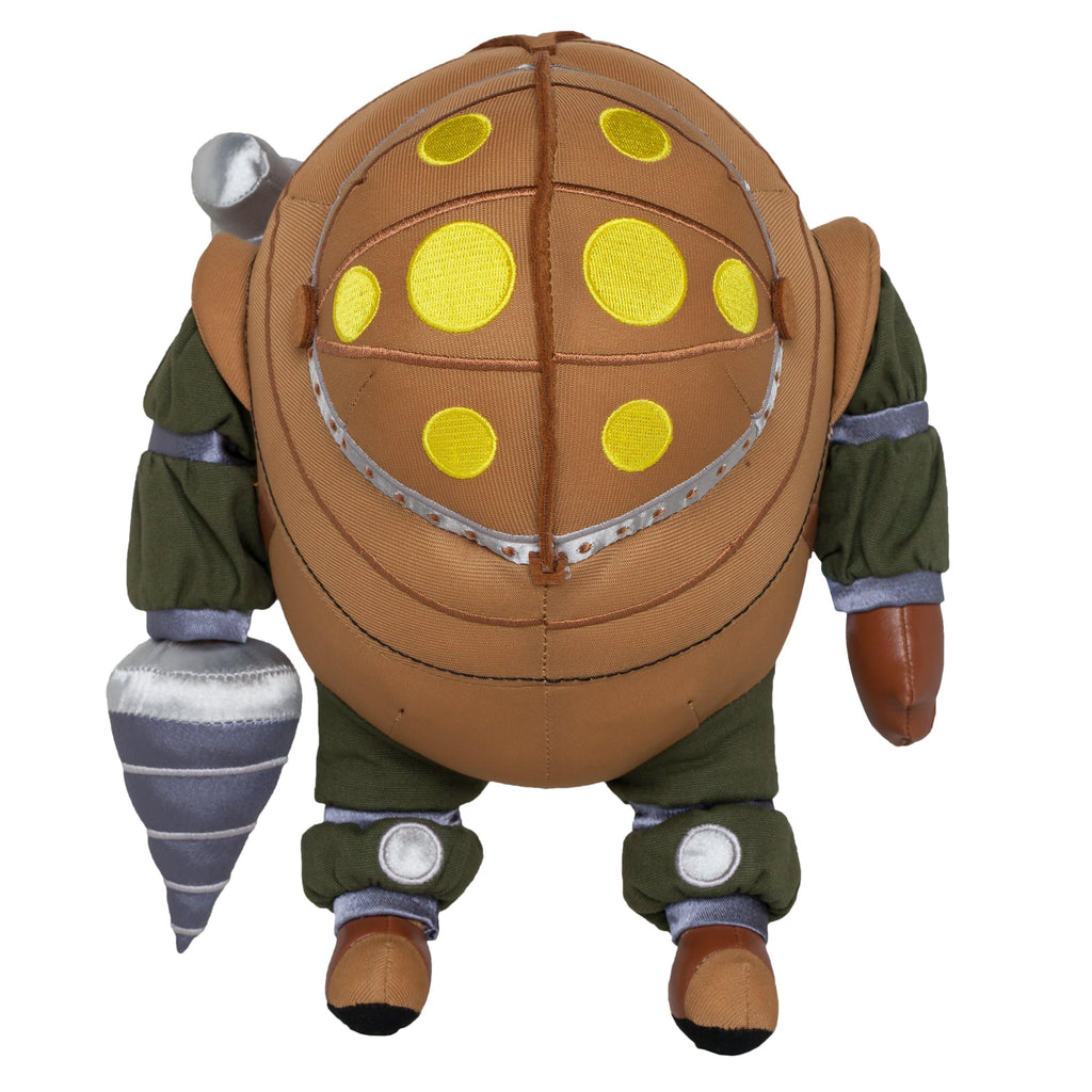 "BioShock - 11"" Mr. Bubbles Collector's Stuffed Plush Toy"