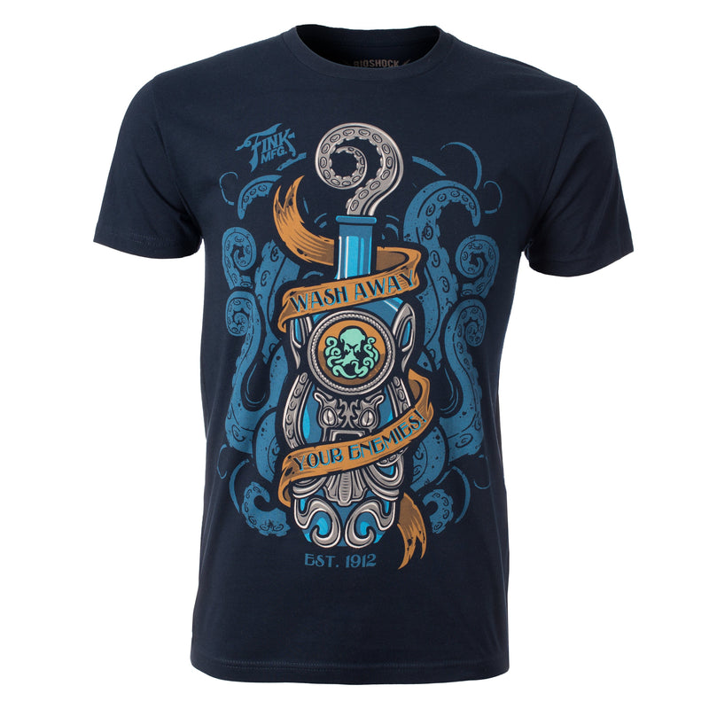 Bioshock Infinite Undertow Cotton Shirt