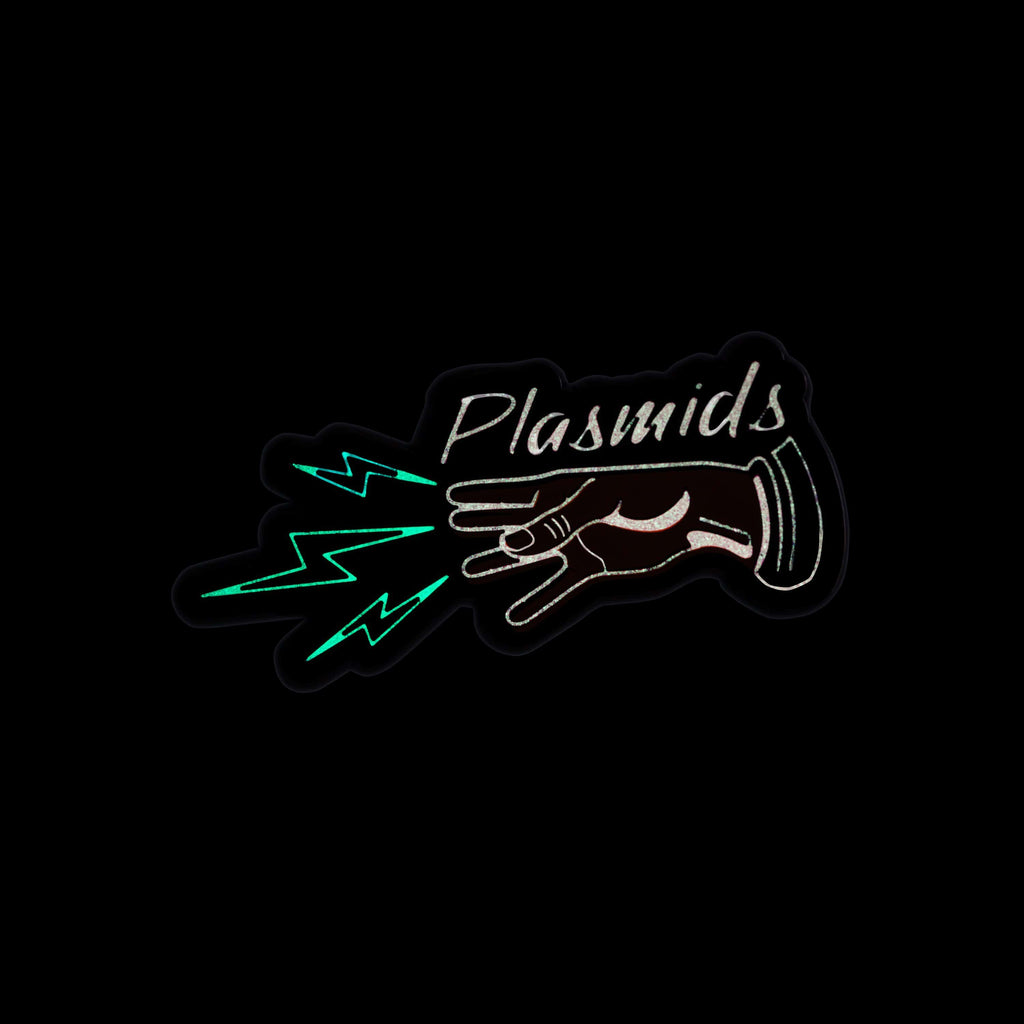BioShock - Plasmid Neon Sign Glow-in-the-Dark Pin