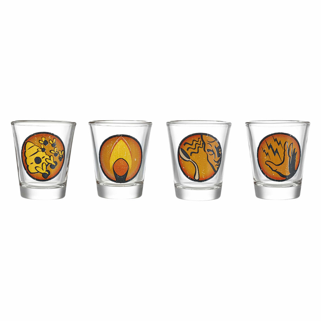 BioShock - Plasmid 1.5 Oz Shot Glass Set
