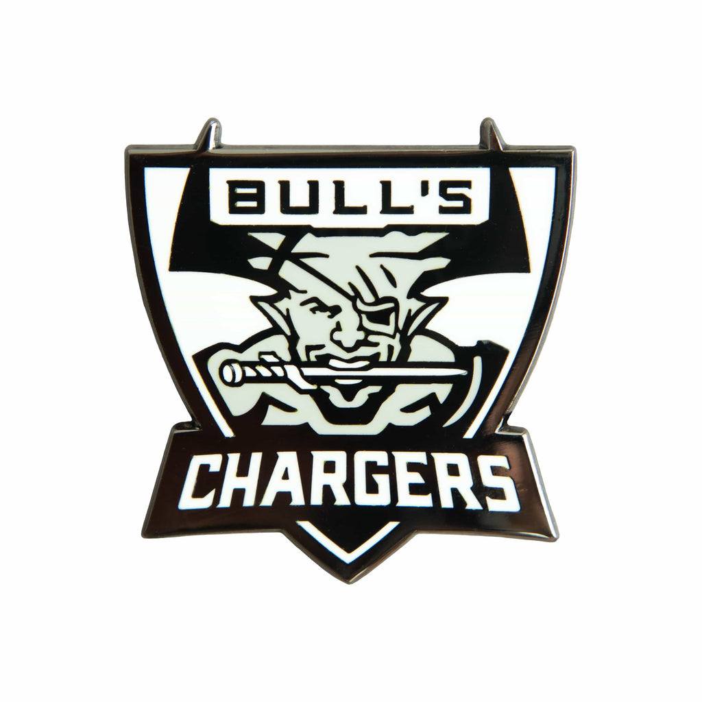 Dragon Age: Inquisition - Bull's Chargers Silver Plated Enamel Pin