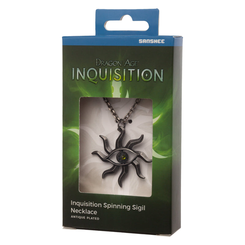 Dragon Age: Inquisition - Inquisition Spinning Sigil Necklace