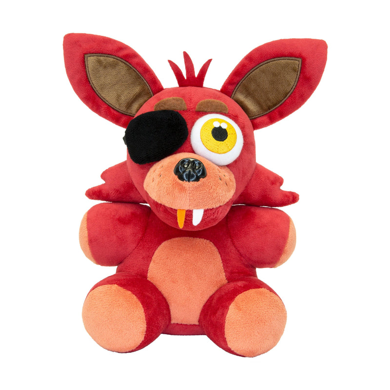 Five Nights At Freddy's Foxy Collector's Plush Front Photo
