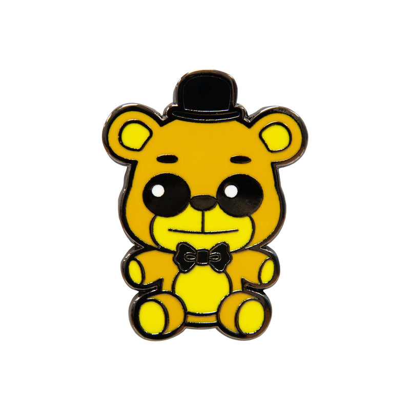 Five Nights at Freddy's - Golden Freddy Collector's Pin