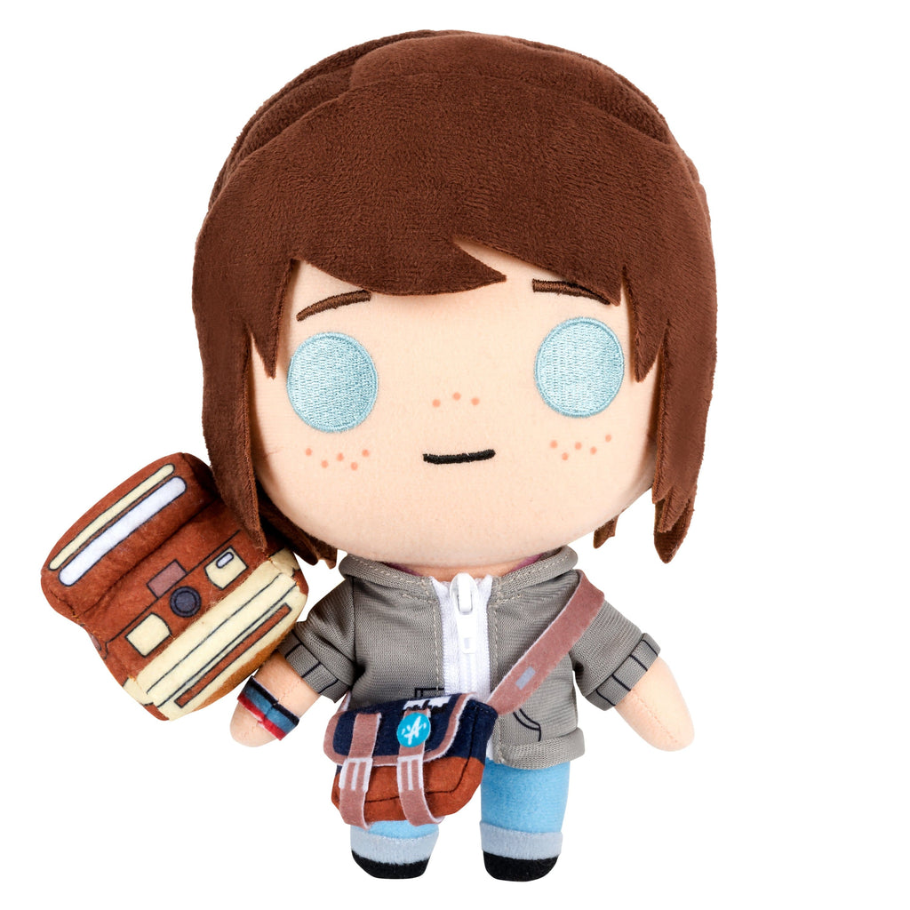 "Life is Strange - 10"" Max Caulfield Collector's Stuffed Plush Toy Front"