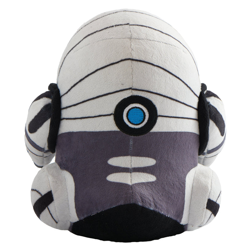 "Mass Effect - 9"" Grunt Collector's  Stuffed Plush Back View"
