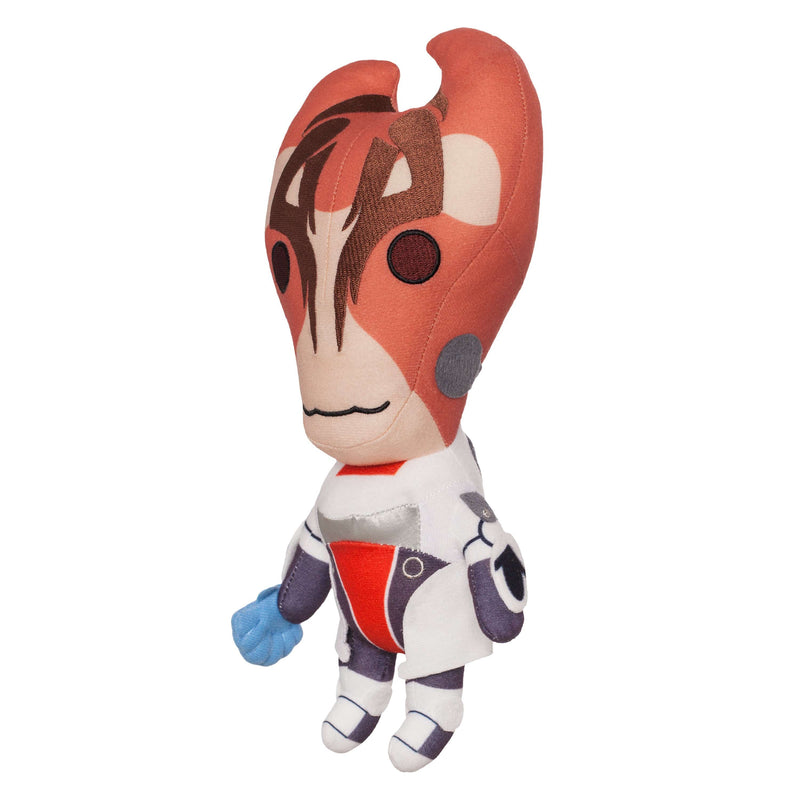 "Mass Effect - 12"" Mordin Solus Collector's Stuffed Plush Side View"