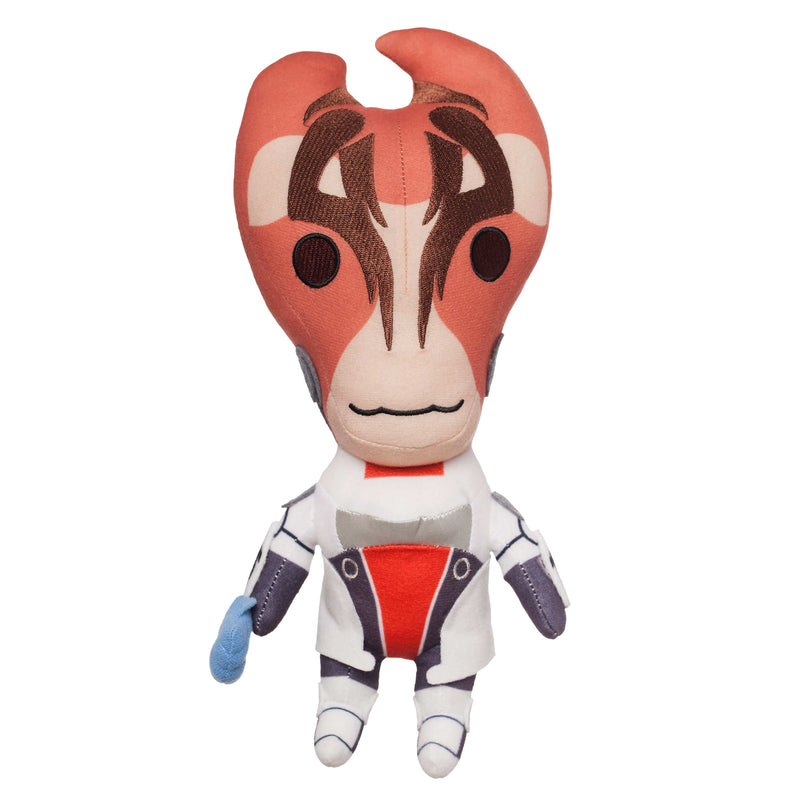 "Mass Effect - 12"" Mordin Solus Collector's Stuffed Plush Front View"