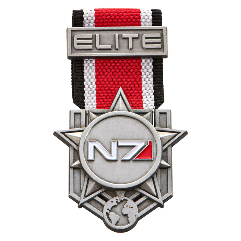 Mass Effect - N7 Elite Medal: Silver