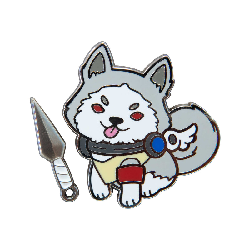 Persona 3 - Koromaru Collector's Pin Set