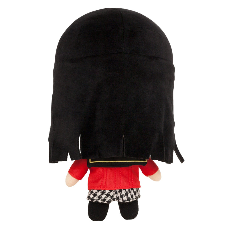 "Persona 4 - 10"" Yukiko Amagi Collector's Stuffed Plush Back View"