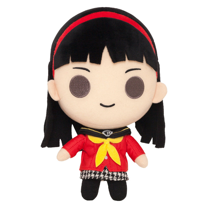 "Persona 4 - 10"" Yukiko Amagi Collector's Stuffed Plush Front View"