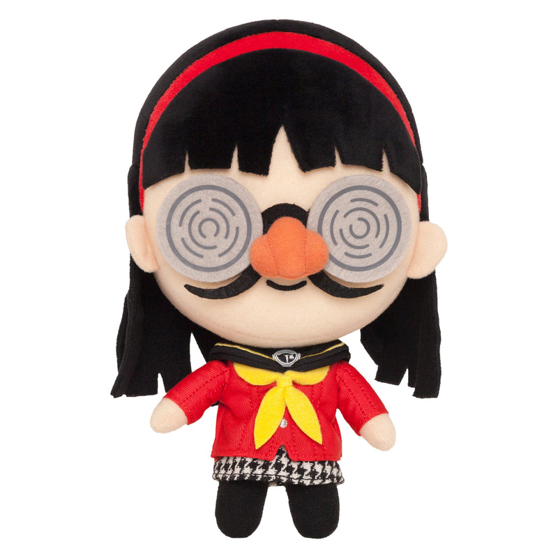 "Persona 4 - 10"" Yukiko Amagi Collector's Stuffed Plushie With Glasses"