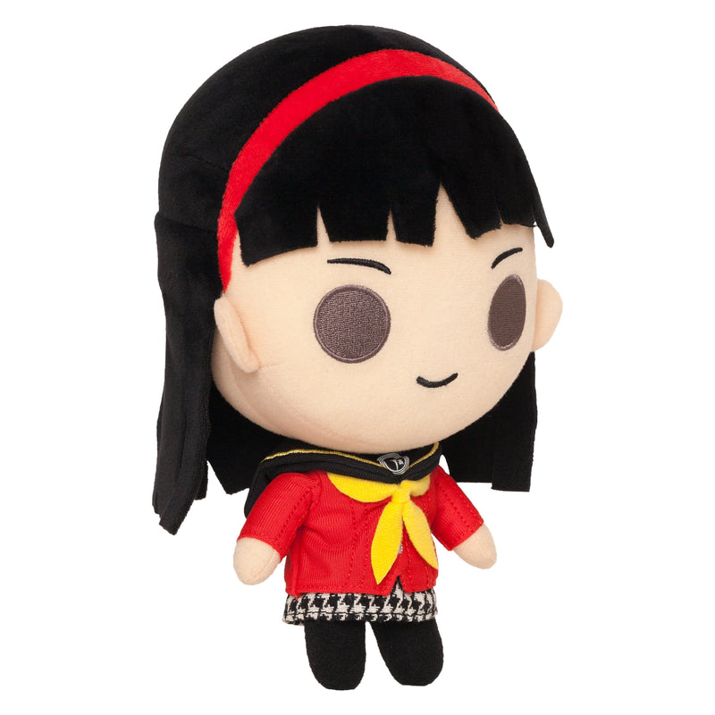 "Persona 4 - 10"" Yukiko Amagi Collector's Stuffed Plush Side View"