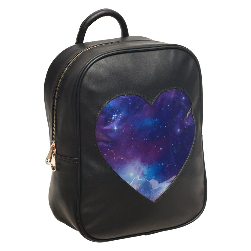 Sanshee - Galaxy Faux-Leather Ita-Bag