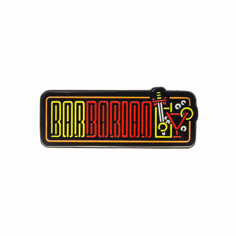 Sanshee - Blind Bag Neon RPG Pins - Series 1 Barbarian