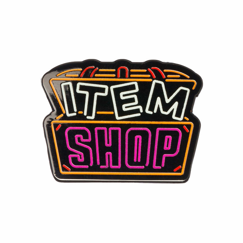 Sanshee - Blind Bag Neon RPG Pins - Series 1 Item Shop