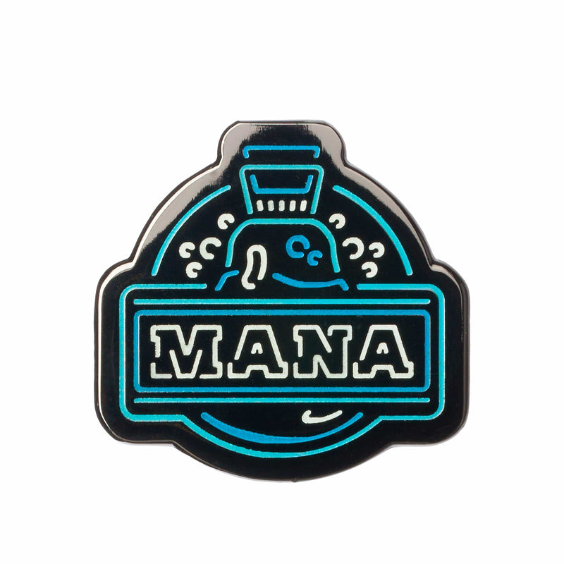 Sanshee - Blind Bag Neon RPG Pins - Series 1 Mana