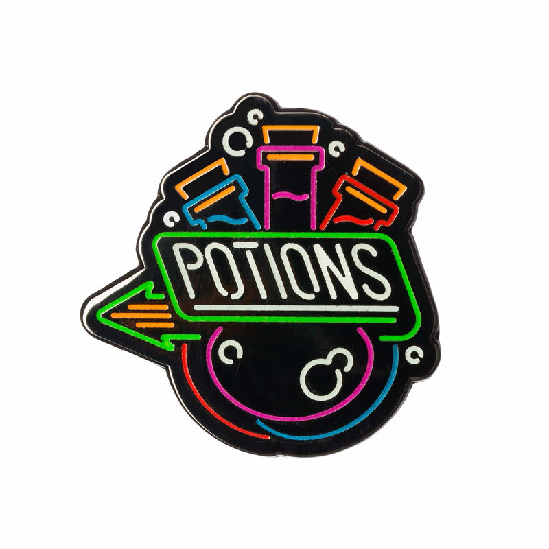 Sanshee - Blind Bag Neon RPG Pins - Series 1 Potions