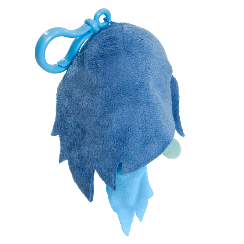 "Spooky's Jumpscare Mansion - 5"" Spooky Stuffed Hanger Plush Toy Back View"