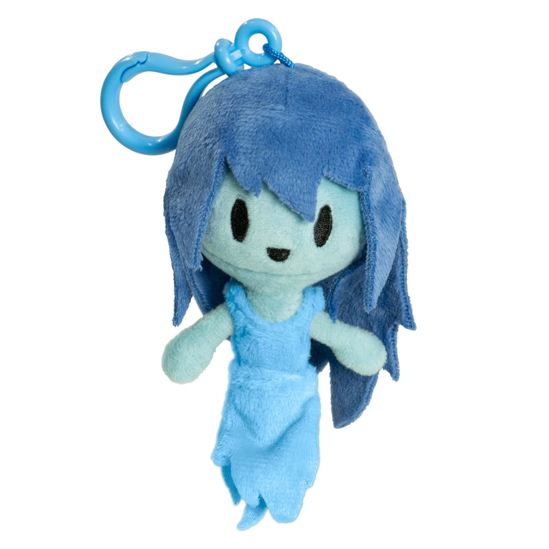 "Spooky's Jumpscare Mansion - 5"" Spooky Stuffed Hanger Plush Toy Front View"