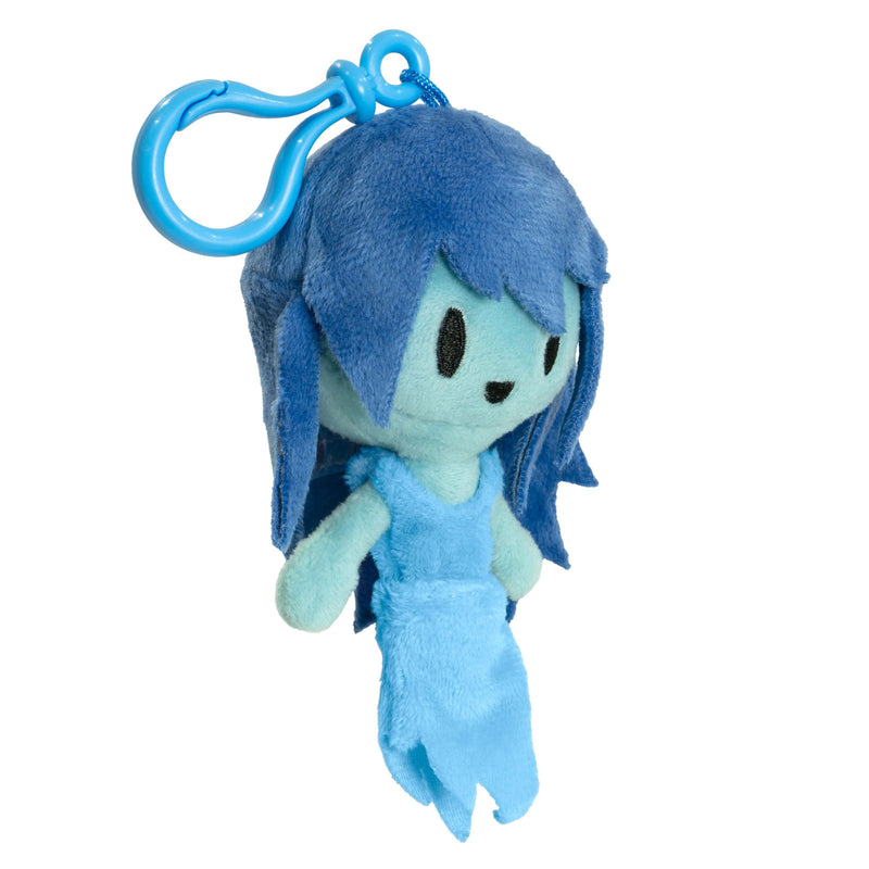 "Spooky's Jumpscare Mansion - 5"" Spooky Stuffed Hanger Plush Toy Side View"